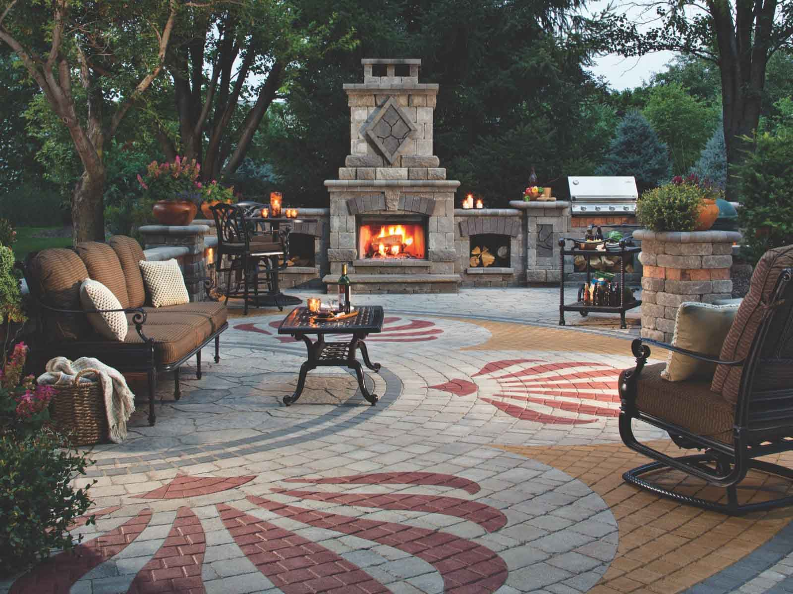... With Patio Pavers In The Suffolk County Area, We Are The Patio And  Terrace Contractor To Call. We Are Experienced Hardscaping And Patio  Installers.